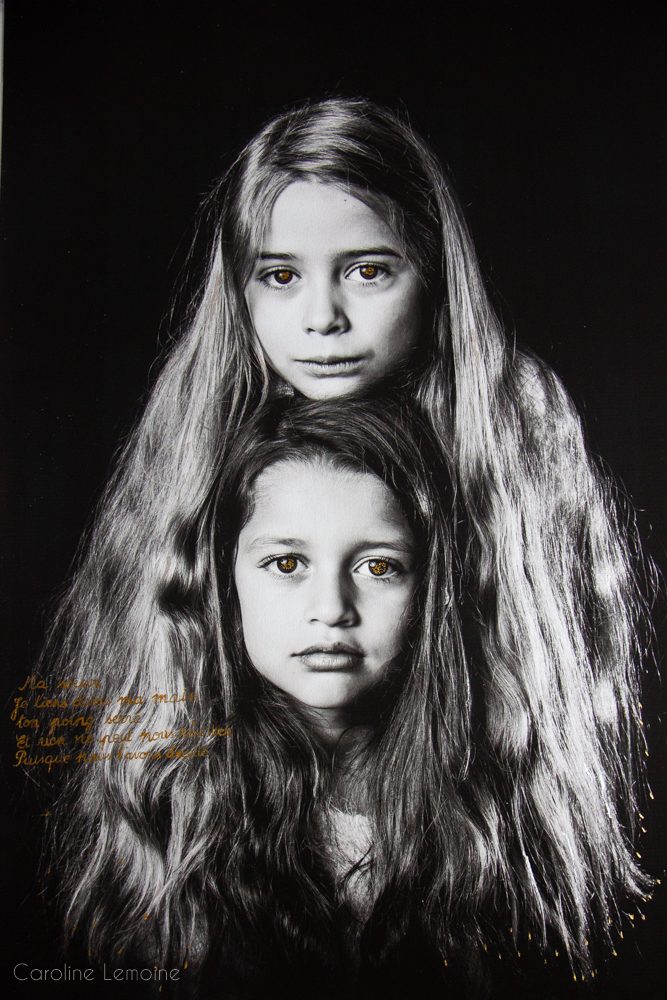 portrait 2 soeurs