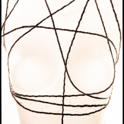 Buste hommage Man Ray